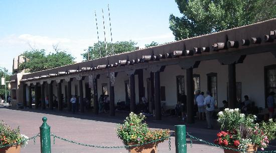 Inn At Santa Fe: Plaza