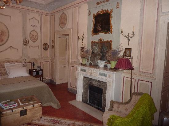 Junas, France: La Chambre du Marquis