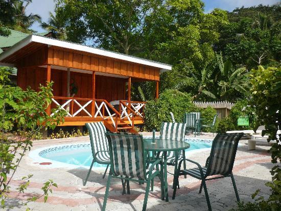 Casa De Leela: piscina