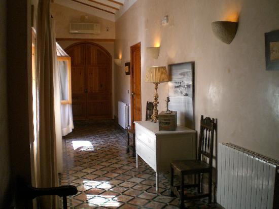 Hotel Casa Babel: Pasillo