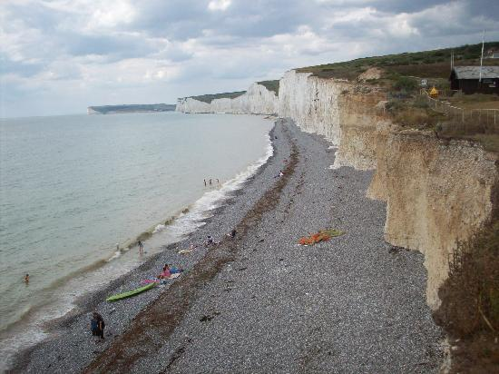 ‪‪Eastbourne‬, UK: Birling Gap‬