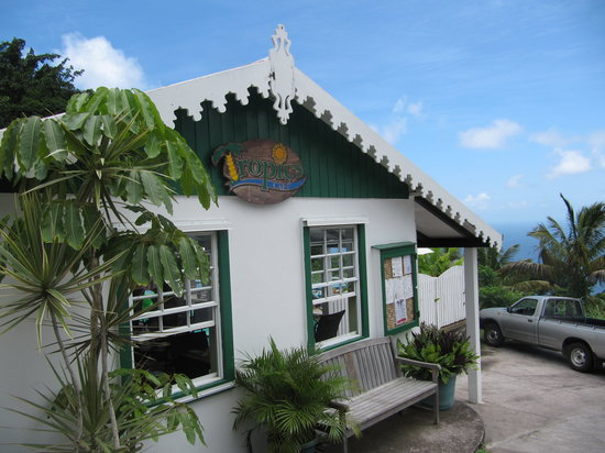 Tropic's Cafe : Tropics