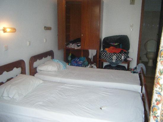 Eleni Hotel: Bedroom