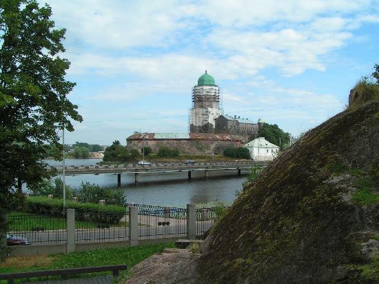 Druzhba: Vyborg castle