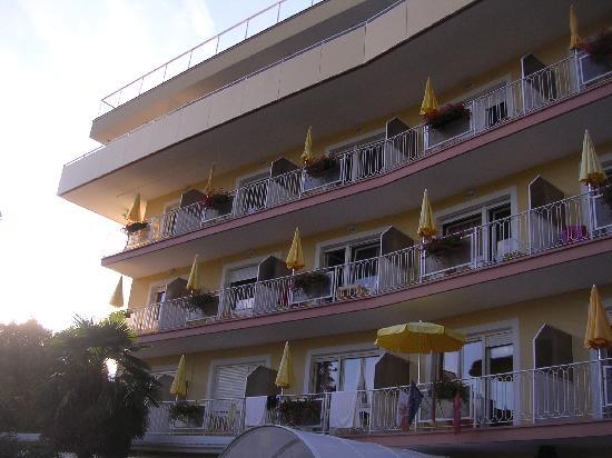 Anatol Hotel: foto dell'hotel a cui hanno recentemente aggiunto il 4° piano