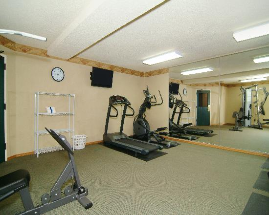 Pan American Inn & Suites: Fitness Center
