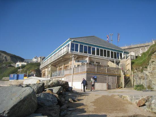 Beach House Restaurant Newquay
