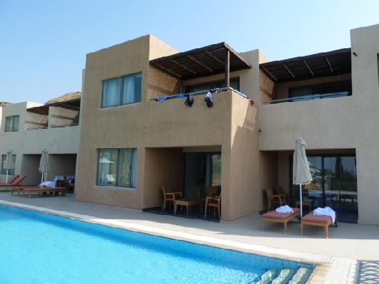 Sentido Carda Beach Atlantica: Suite with shared pool