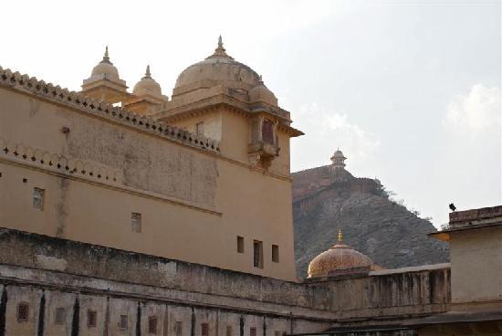 Jaipur, Inde : Ajmer palace & Jaigarh fort