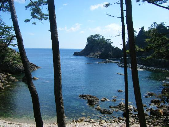 Okinoshima-cho, Japón: ~極楽〝浄土ヶ浦〟絵巻~