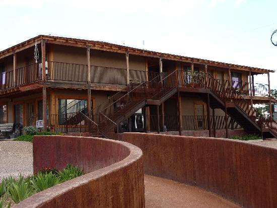 Budget Host Inn Tombstone: un des bâtiments