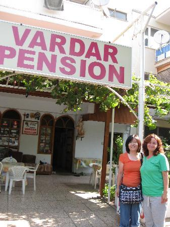 Vardar Family Pension: You're like family here
