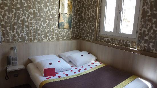 Five Hôtel : bed