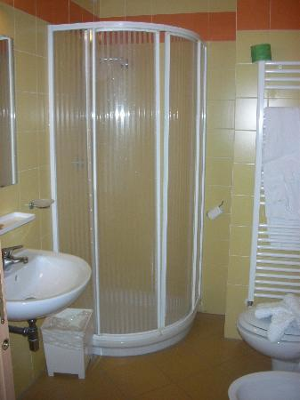 Hotel Foresteria Volterra: bathroom