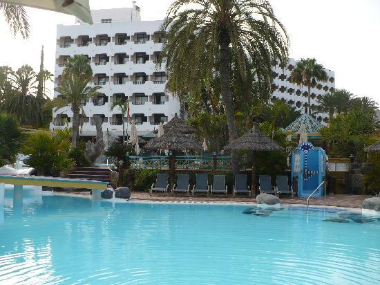 IFA Beach Hotel: Lo mejor la piscina
