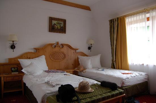 Hotel BinderBubi : unser Zimmer