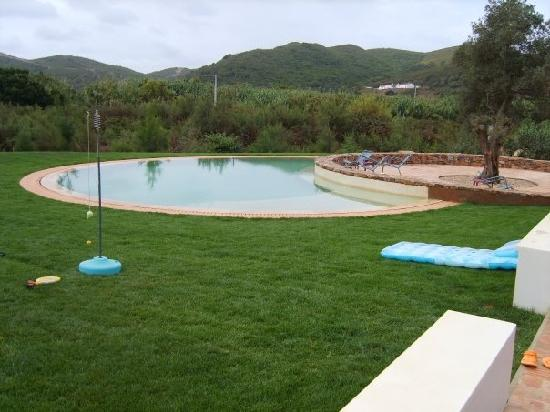 Carrapateira, Portugal: pool