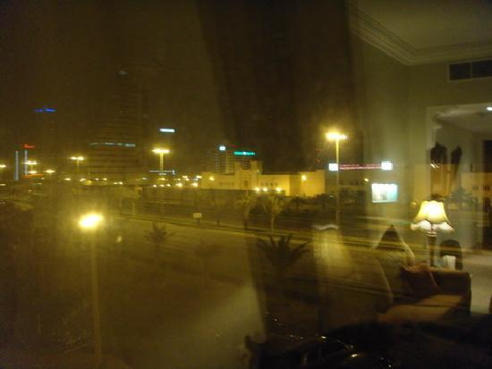 Mercure Grand Hotel Seef: View from the Room 1