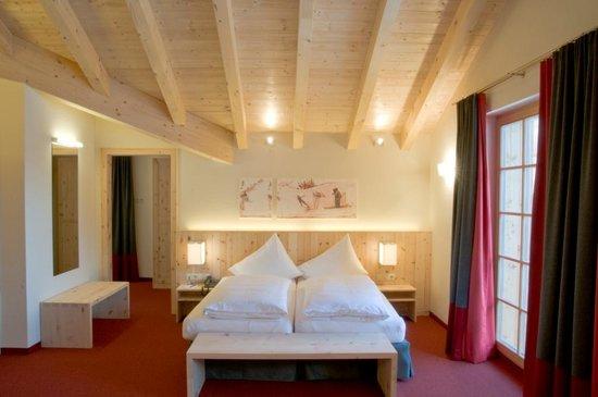 Der Waldhof: Suite