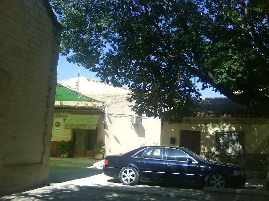 Pinoso, Spanje: parcial desde fuera