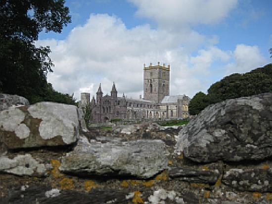 Andrea's Bed and Breakfast: St Davids Cathedral