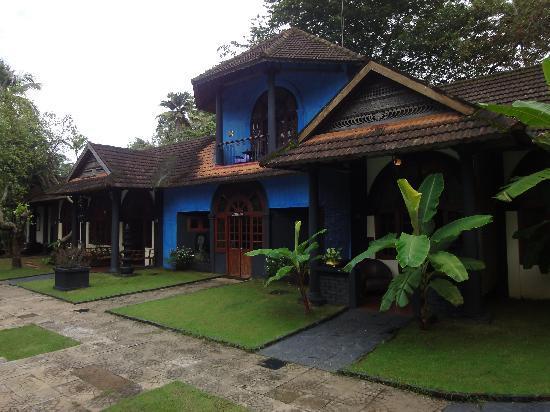 Vivanta by Taj - Kumarakom : Room and Fitness center