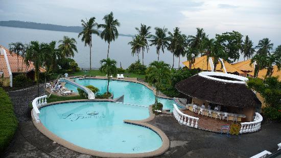 Tacloban, Philippines: Pool