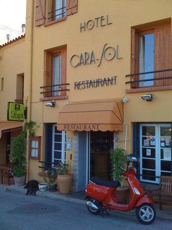 Hotel le Cara Sol: The charming little hotel!