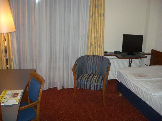 Seminaris Seehotel Potsdam: Zimmer 337