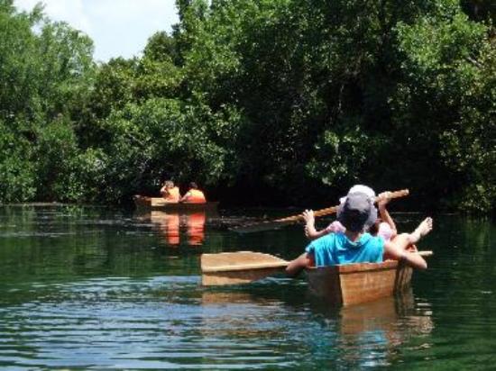 dalyan river canoeing