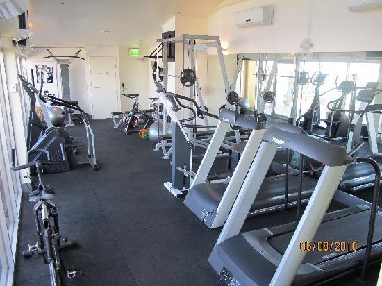 gym - Radisson On Flagstaff Gardens Melbourne Review
