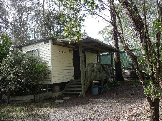Jervis Bay Cabins: cabin categorie 1