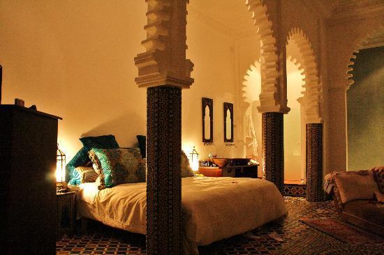 Blanco Riad Hotel & Restaurant: Aisha, la suite