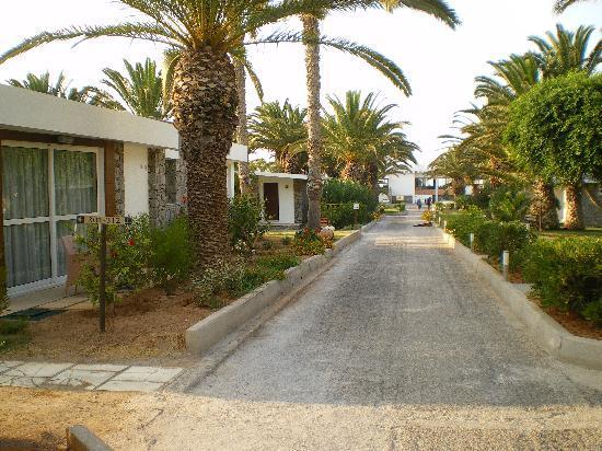 Creta Beach Hotel & Bungalows : Villaggio