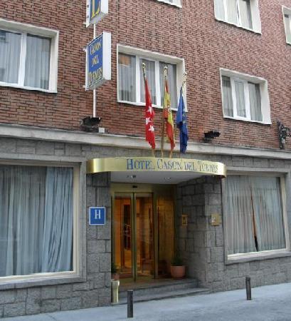 Cason del Tormes: esterno dell'hotel