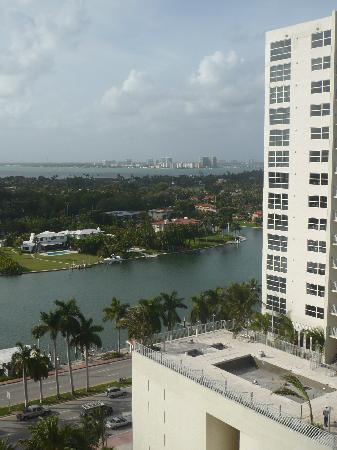 Miami Beach Resort and Spa: Aussicht aus dem Zimmer