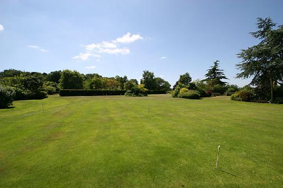 The 7 acre gardens at Leylands Farm