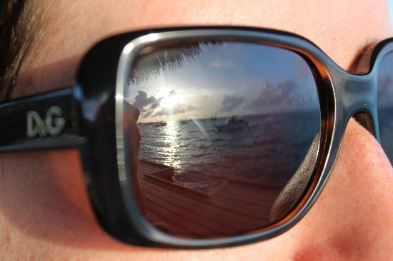 Baros Maldives: Sunset