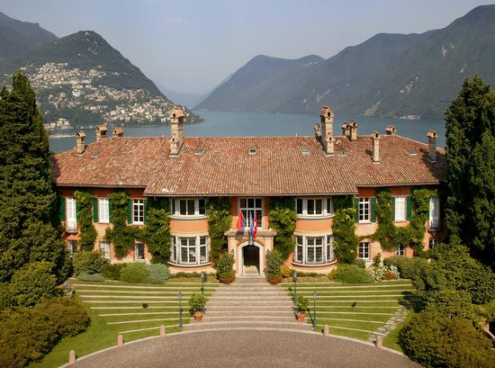 Photo of Villa Principe Leopoldo Lugano