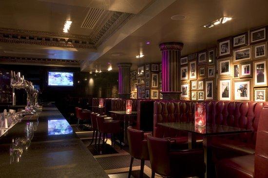 Le Monde Restaurant Edinburgh New Town Restaurant