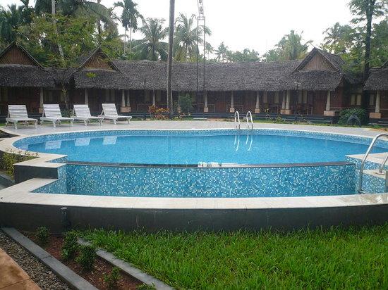 Vedic Village Resorts : swimming pool