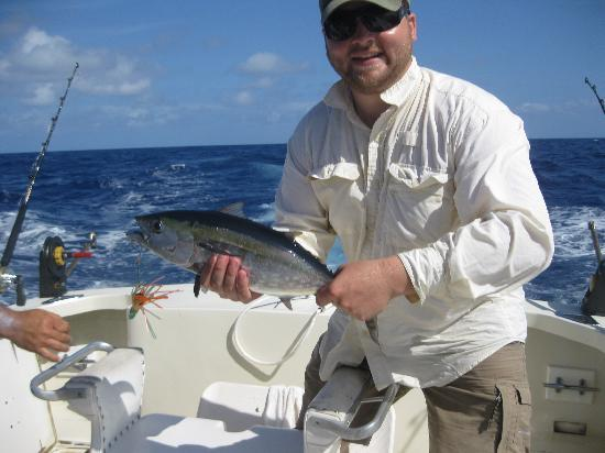 Catch of the day picture of reelesea charters grand for Fishing grand cayman