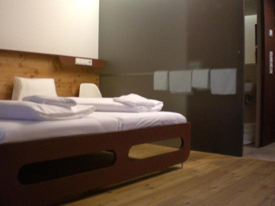 Hotel Hinteregger: Camera Nuova Costruzione