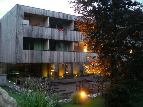 Hotel Hinteregger: Facciata (nuova costruzione)