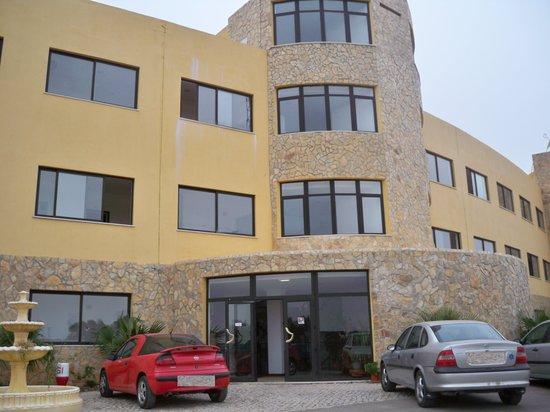Estalagem Vista Real: Edificio del hotel sin nombre.