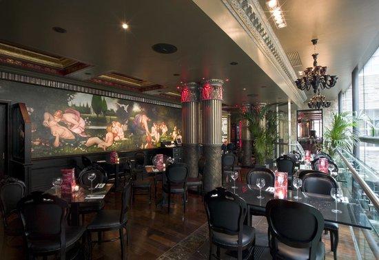 Le Monde Restaurant: Paris Resturant