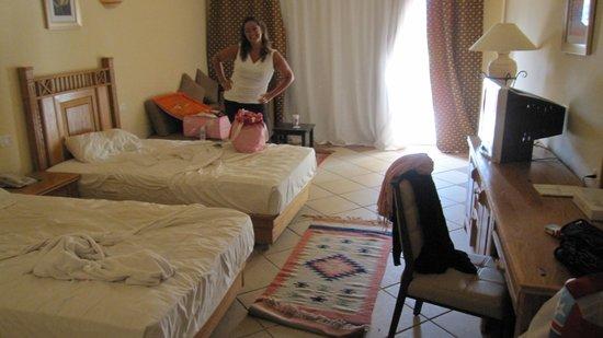 Paradise Beach Resort: La camera da letto
