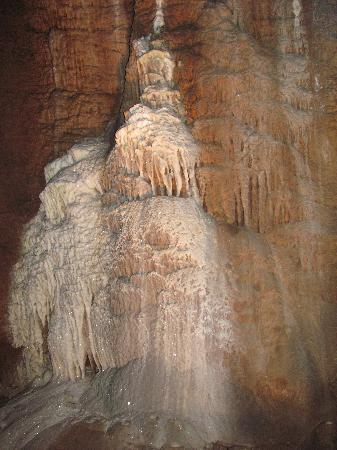 Mountain View, AR: cavern formations