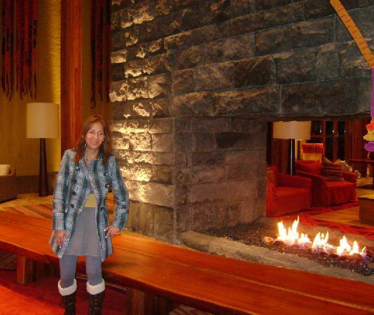 Tambo del Inka, a Luxury Collection Resort & Spa: INGRESO DEL HOTEL TAMBO CUZCO