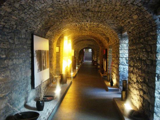 Barcelo Monasterio de Boltana: Vista interior
